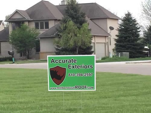 Roofing company in Flushing Michigan